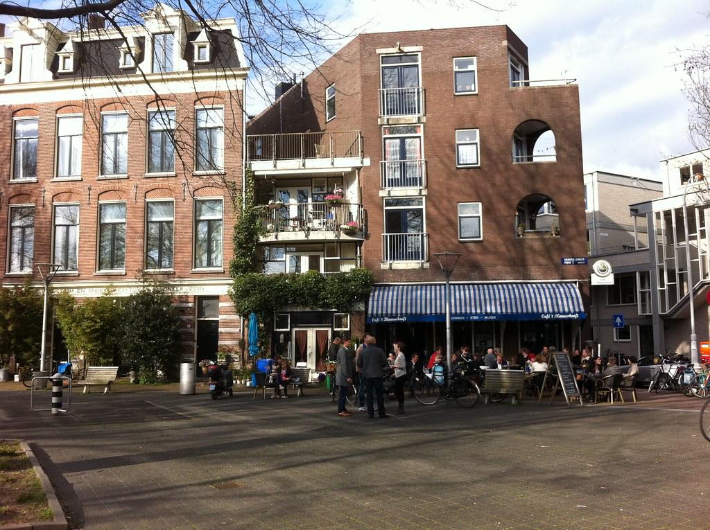 Cafe 't Blaauwhoofd